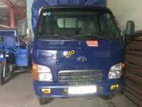Bán gấp xe tải cũ Hyundai HD65 đời 2006 thùng mui bạt