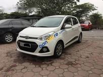 Bán Hyundai i10 1.0AT đời 2014, màu trắng