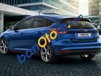 Cần bán Ford Focus Titanium năm 2016, màu xanh lam, nhập khẩu nguyên chiếc