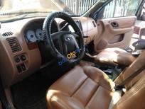 Bán xe Ford Escape 3.0 sản xuất 2003, màu đen, 250tr
