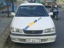 Cần bán xe cũ Toyota Corolla 1.3 đời 1999, màu trắng, giá 170tr