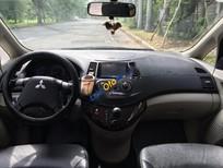 Cần bán lại xe Mitsubishi Grandis 2.4 Mivec năm 2009, màu bạc, giá tốt