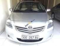 Bán xe Toyota Vios E đời 2013, màu bạc, giá chỉ 465 triệu
