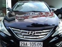 Cần bán lại xe Hyundai Sonata AT đời 2010, màu đen
