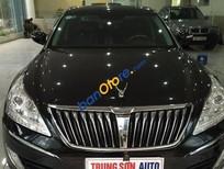 Cần bán gấp Hyundai Equus 4.6 2010, màu đen chính chủ