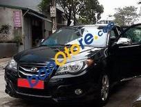 Cần bán gấp Hyundai Avante năm 2011, màu đen