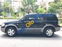 Cần bán xe cũ Ford Escape 2.3L năm 2007, màu đen xe gia đình