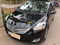 Cần bán gấp Toyota Vios E sản xuất năm 2009, màu đen còn mới