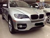 Bán xe BMW X6 đời 2009, màu bạc, nhập khẩu