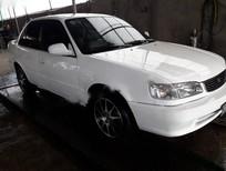 Bán Toyota Corolla 1.3 đời 2001, màu trắng chính chủ, 165tr