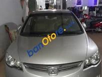 Bán ô tô Honda Civic sản xuất năm 2006, màu bạc số sàn