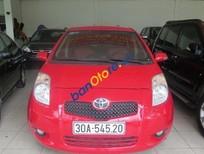 Cần bán gấp Toyota Yaris AT năm 2010, màu đỏ, 515 triệu