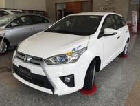 Bán xe Toyota Yaris 1.5G CVT đời 2017, nhập khẩu chính hãng, mới 100%