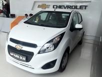 Cần bán xe Chevrolet Spark LS 2017, màu trắng,hỗ trợ vay nhanh chóng