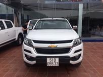 Cần bán xe Chevrolet Colorado High Country 2017, màu trắng, giá chỉ 839 triệu