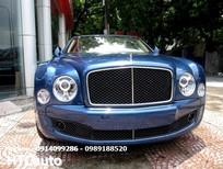 Bán xe Bentley Mulsanse Speed 2016 màu xanh