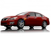 Bán xe Nissan Teana 2.5 SL sản xuất năm 2017, màu đỏ, nhập khẩu