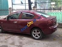 Cần bán lại xe Mazda 3 năm sản xuất 2005, màu đỏ chính chủ