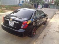 Cần bán Chevrolet Lacetti sản xuất năm 2009, màu đen