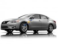 Bán Nissan Teana 2.5 SL đời 2017, màu bạc, xe nhập