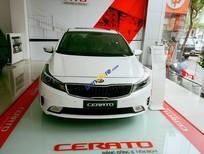 Bán ô tô Kia Cerato 1.6 GAT sản xuất 2016, màu trắng, giá tốt