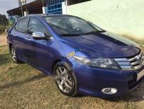 Cần bán gấp Honda City 1.5AT năm 2010, màu xanh lam, xe nhập, giá chỉ 445 triệu