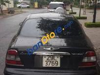 Bán ô tô Daewoo Leganza năm sản xuất 1999, màu đen giá cạnh tranh