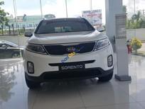 Cần bán Kia Sorento GAT sản xuất 2016, màu trắng