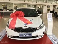 Bán ô tô Kia Cerato 1.6 MT sản xuất năm 2016, màu trắng, giá 612tr