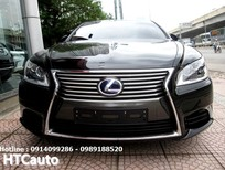 Lexus LS 600HL 2015 màu đen