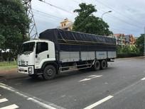 Bán xe tải Isuzu thùng mui bạt FVM34W ( 6x2 )  chính hãng , F-SERIES  14,5 tấn, giao ngay