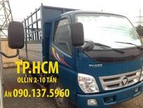 TP.HCM Bán Thaco OLLIN 345 2T4 mới, màu trắng, 297tr