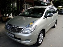 Cần bán Toyota Innova G năm 2008, màu bạc