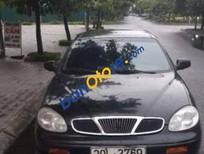 Cần bán lại xe Daewoo Leganza năm 1999, màu đen, giá tốt