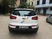 Cần bán gấp Kia Sportage 2.0AT đời 2011, màu trắng, nhập khẩu chính hãng chính chủ