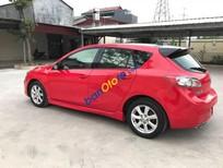Cần bán Mazda 3 sản xuất năm 2010, màu đỏ giá cạnh tranh