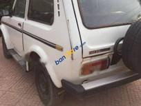 Bán xe Lada Niva1600 năm sản xuất 1986, màu trắng, nhập khẩu