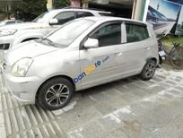 Cần bán lại xe Kia Morning 1.0MT sản xuất năm 2007, màu bạc