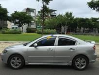 Bán Mazda 3 năm sản xuất 2005, màu bạc chính chủ, 340tr