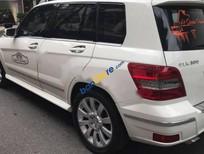 Cần bán lại xe Mercedes GLK 300 đời 2010, màu trắng