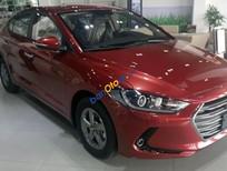 Bán ô tô Hyundai Elantra 1.6 MT sản xuất năm 2016, màu đỏ, giá 615tr