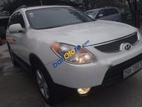 Bán Hyundai Veracruz 3.0AT sản xuất năm 2008, màu trắng, nhập khẩu giá cạnh tranh