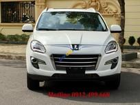 Bán ô tô Luxgen U7 năm sản xuất 2017, màu trắng, xe nhập