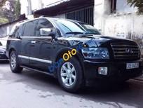 Bán xe Infiniti QX56 đời 2004, màu đen