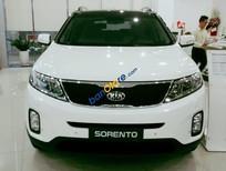 Bán Kia Sorento 2.4 GATH sản xuất 2016, màu bạc, giá chỉ 921 triệu