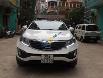 Bán xe Kia Sportage 2.0AT năm sản xuất 2011, màu trắng, nhập khẩu
