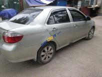 Bán xe Toyota Vios 1.5G đời 2006, màu bạc chính chủ