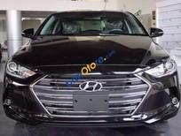 Bán Hyundai Elantra 1.6 AT sản xuất năm 2016, màu đen, nhập khẩu nguyên chiếc
