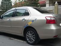 Cần bán Toyota Vios năm sản xuất 2013, màu bạc còn mới giá cạnh tranh