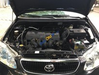Cần bán xe Toyota Corolla altis 1.8G 2002, màu đen còn mới